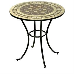 Round table mosaic Ø76 εκ