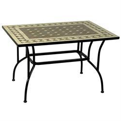Τραπέζι παραλ/μο ψηφίδα 90Χ150 εκ