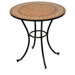 Τραπέζι στρογγυλό ψηφίδα Ø76 εκ