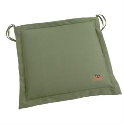 Cushion green seat 40X40 cm