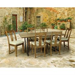 Dining Set 13 pcs In/outdoor