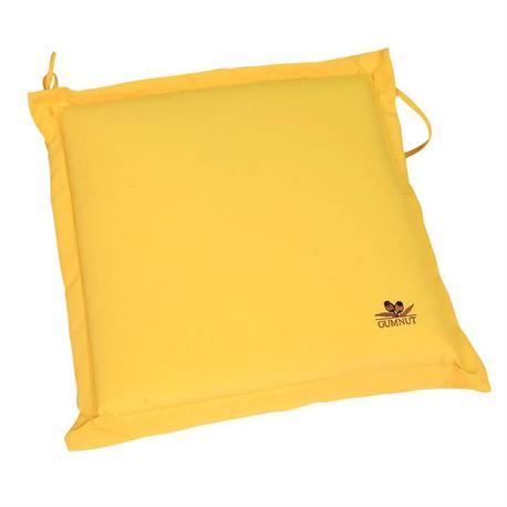 Cushion yellow seat 40X40 cm