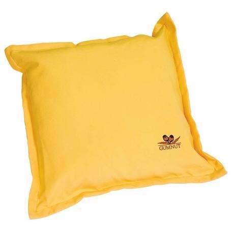 Μαξιλάρι κίτρινο,κάθισμα 38Χ38 εκ.