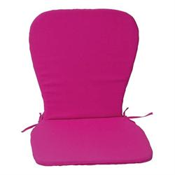 Petal fuschia cushion 79 cm