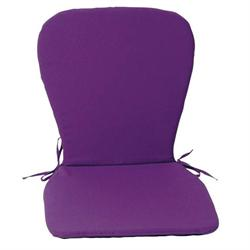 Petal purple cushion 79 cm