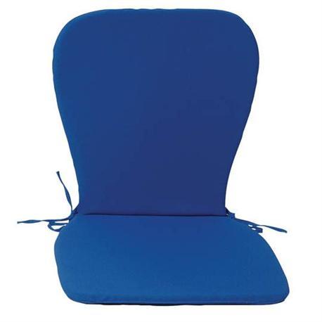 Petal blue cushion 79 cm