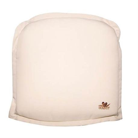 Cushion ecru seat 50X50 cm