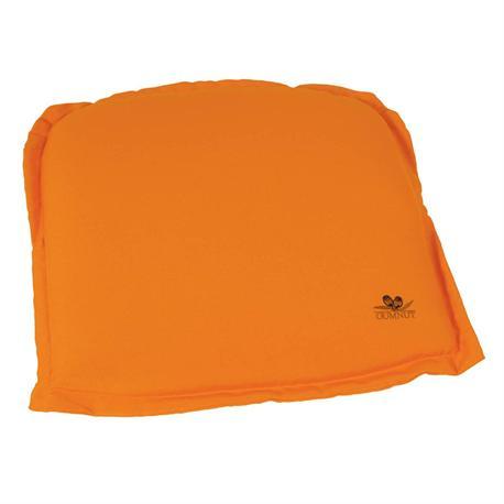 Μαξιλάρι πορτοκαλί,κάθισμα 50Χ50 εκ.