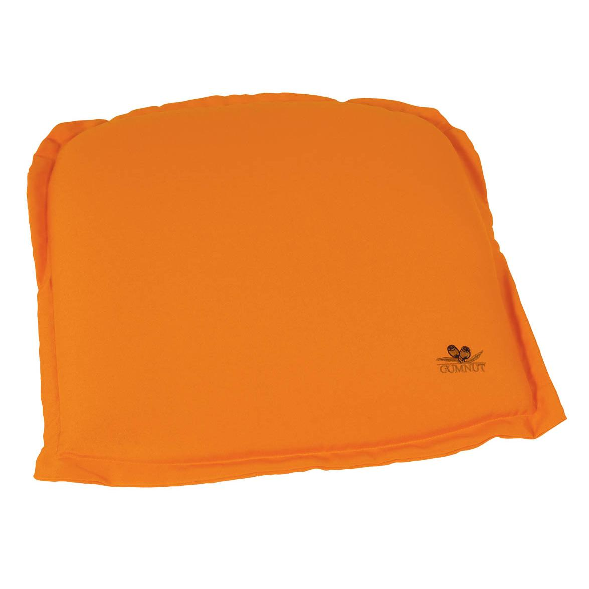 Cushion orange seat 50x50 cm - Orange kitchen chair cushions ...