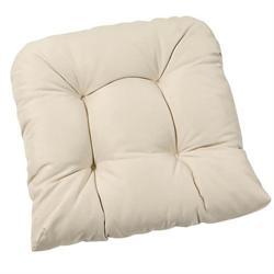 Μαξιλάρι μπέζ,φουσκωτό κάθισμα 47Χ47 εκ