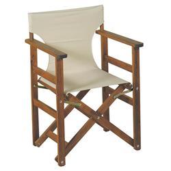 Directors folding armchair