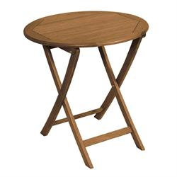 Round folding table Ø70 cm