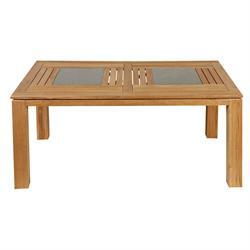 Τραπέζι παραλ/μο Teak 95Χ165 εκ