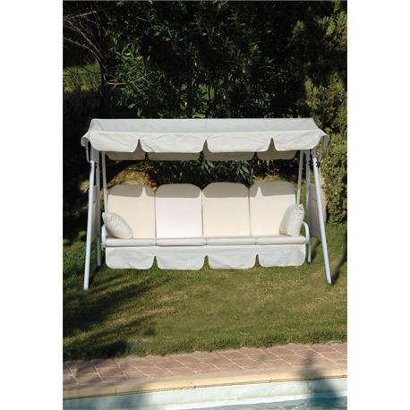 French swing bed 200X180 cm