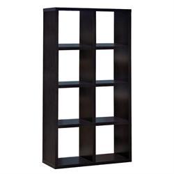 Bookcase wenge 155X80 cm