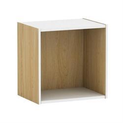 Cube birch 40X29 cm