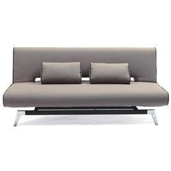 Καναπές-κρεβάτι γκρί