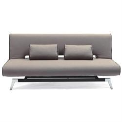 Sofa-bed fabric grey