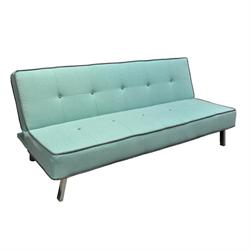 Sofa-bed fabric lime