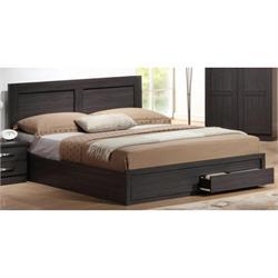 Κρεβάτι με συρτάρια 168Χ223 εκ