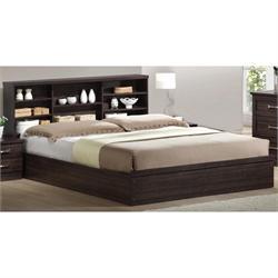 Κρεβάτι με ράφια 168Χ223 εκ