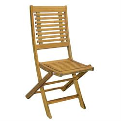 Folding chair Acacia Wood