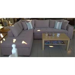 Corner sofa BARCELLONA 265X210 cm L or R