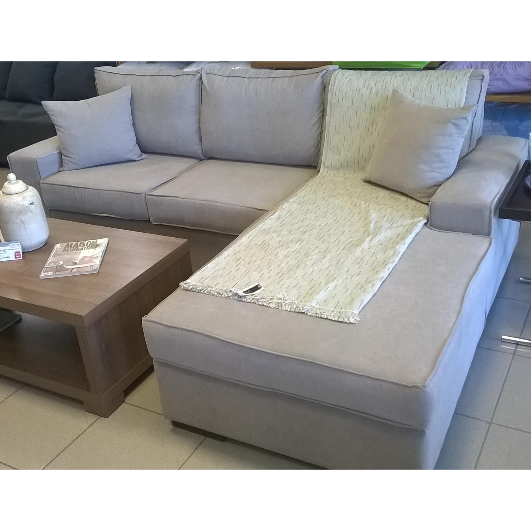 Reversible corner sofa sierra 240x170 cm for Sofa 170 cm breit