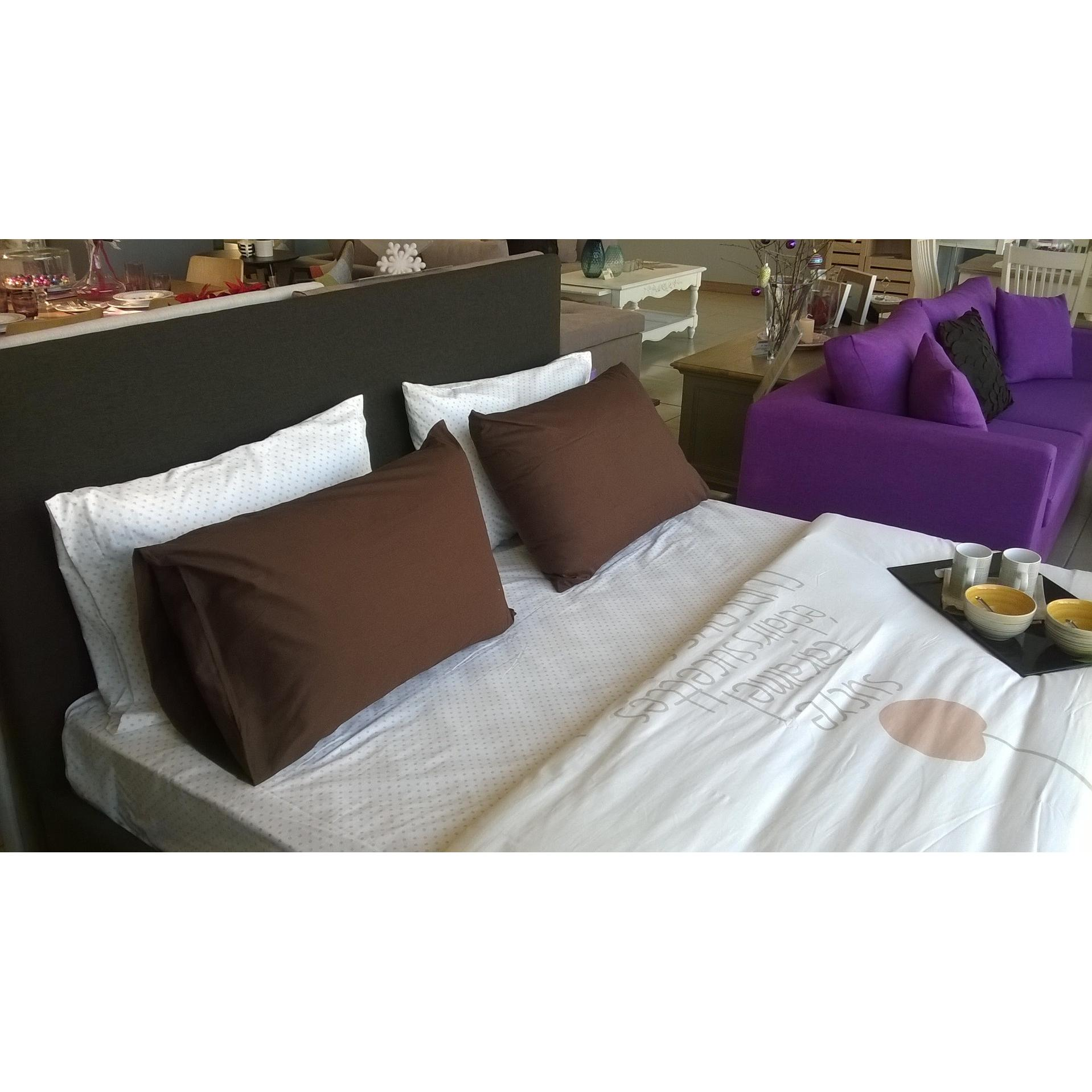 Single bed rosa 90x200 cm for Couch 90x200