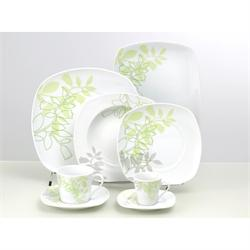 Dining set 20pcs Forest