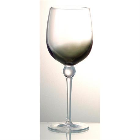 Water glass with Smoke half