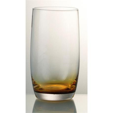 Ποτήρια νερού Amber half