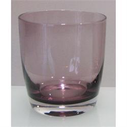 Ποτήρια ουίσκι Irid μωβ