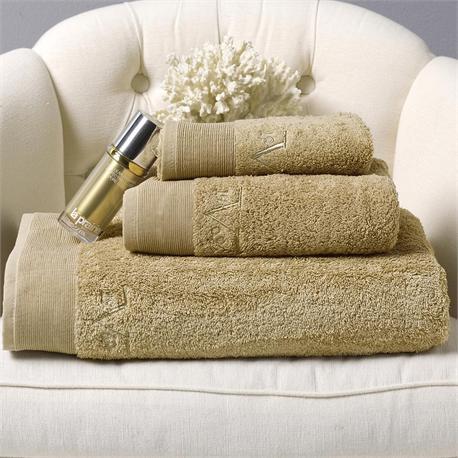 V19.69 Italia , Towel 100x150cm-ELEGANTE BAGNO Caramello