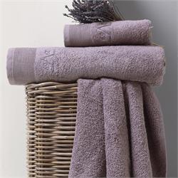 V19.69 Italia , Towel 50x100cm-ELEGANTE BAGNO Narciso