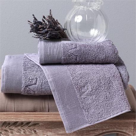 Towel 100x150cm-ELEGANTE BAGNO Glicine