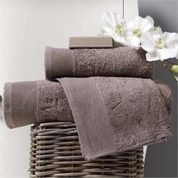 V19.69 Italia , Towel 100x150cm-ELEGANTE BAGNO Polveroso