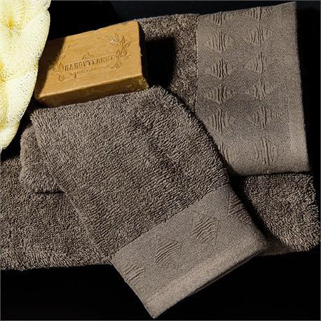 V19.69 Italia , Bath towel 70x140cm-ΜΟΝΖΑ Bruciato