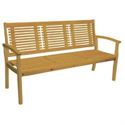 Bench 3 seats Acacia Wood 158 cm