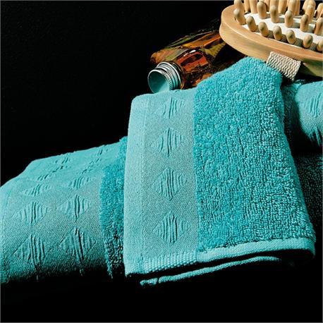 V19.69 Italia , Face towel 50x90cm-ΜΟΝΖΑ Smeraldo