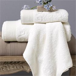 V19.69 Italia , Towel 40x60cm-ELEGANTE BAGNO Vaniglia