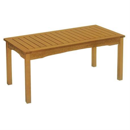 Coffee table Acacia Wood 50x100 cm