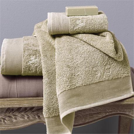 V19.69 Italia , Towel 40Χ60 cm ELEGANTE Bronzo