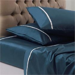 V19.69 Italia , pillow cases 2 - 50Χ70 - COLORI INDACO