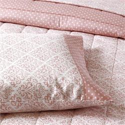 V19.69 Italia , Bedspread double 240 X 260 - DAMASCO