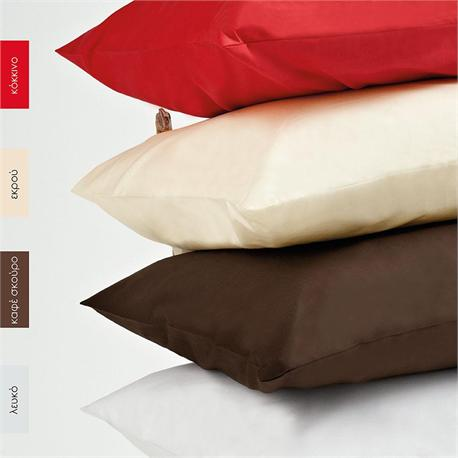 Bedsheet double 240 Χ 265 cm - BELLA Chocolate