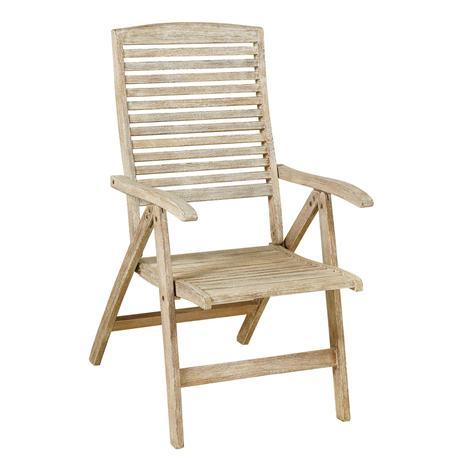 Πολυθρόνα πτυσ/νη 5 θέσεων ψηλή πλάτη Antique Sahara