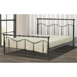 Iron Double bed IOS 160X200 cm