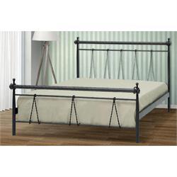 Κρεβάτι Σιδερένιο Μονό PATMOS 90Χ200 εκ.