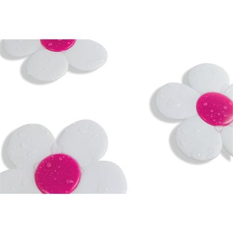 Small bath mat daisy 6pcs.